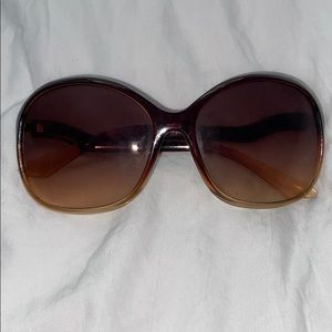 Cute brown sunglasses